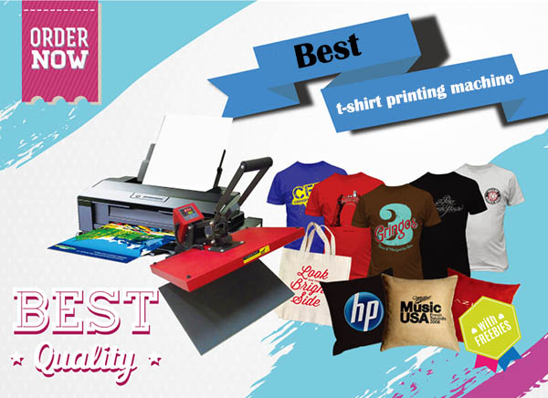 Best t shirt printing machine reviews and buying guide for for Best online tee shirt printing
