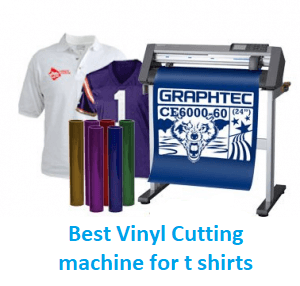 Best Vinyl Cutting Machine For T-shirts in 2018 - Ultimate ...