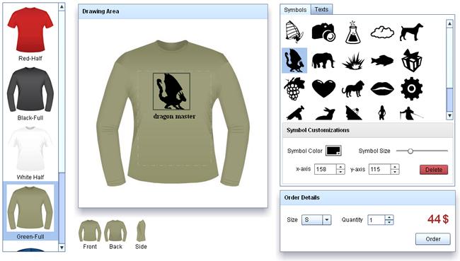 Flash T-Shirt Design