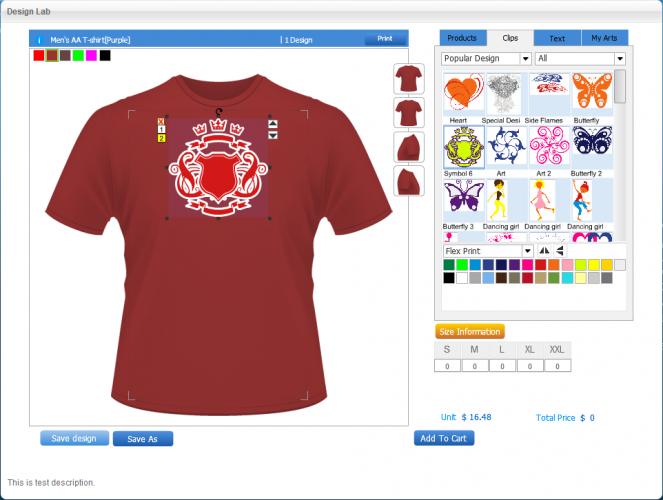 T-Shirt Factory Deluxe