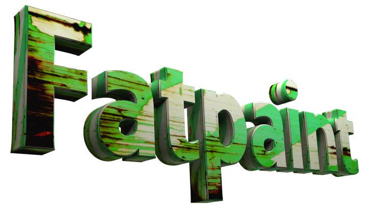 Fatpaint logo