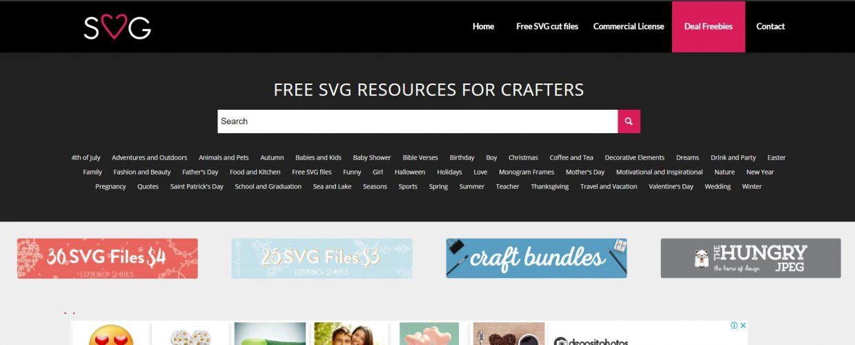 site love svg